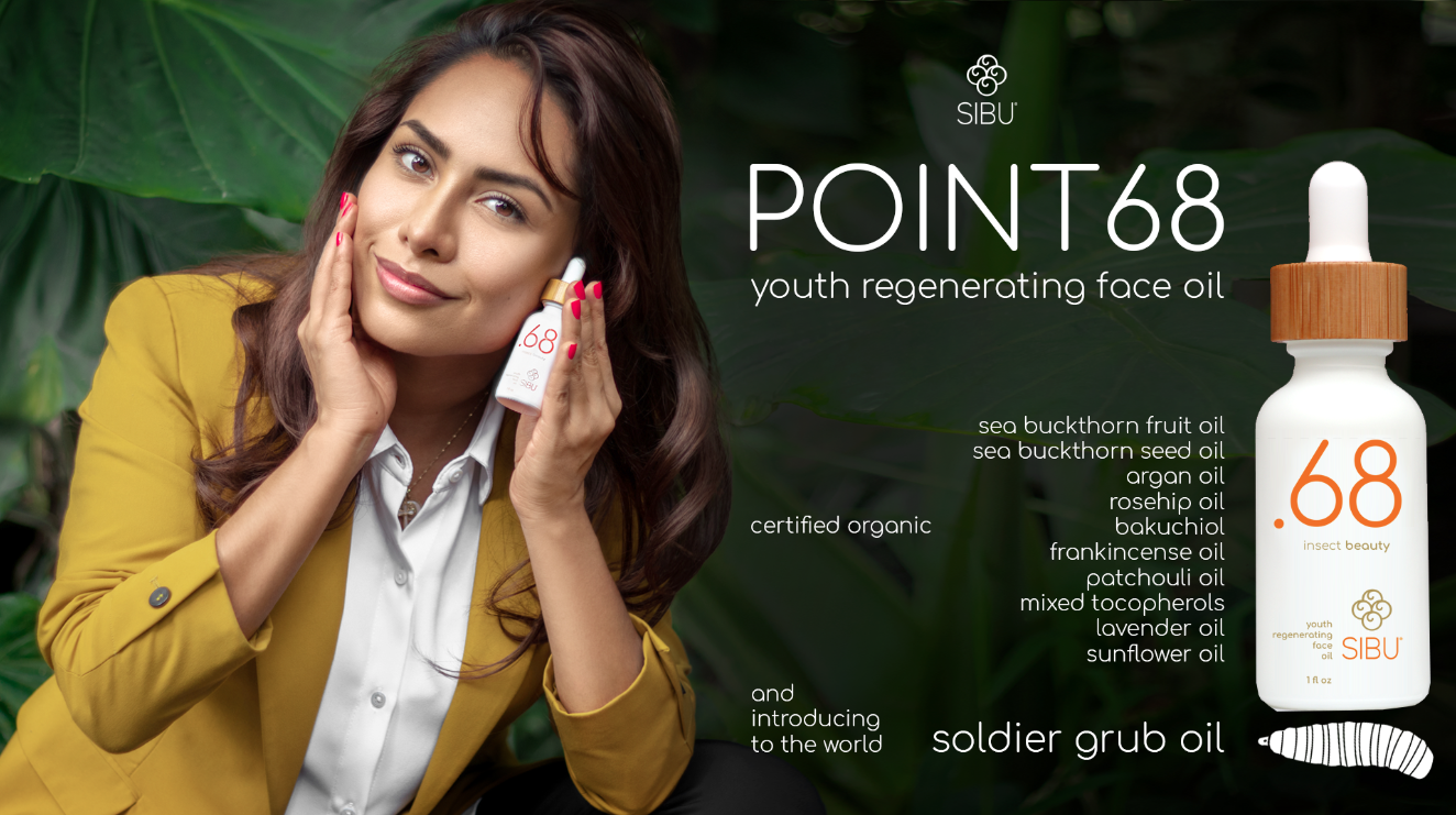 Point68 youth regenerating face oil